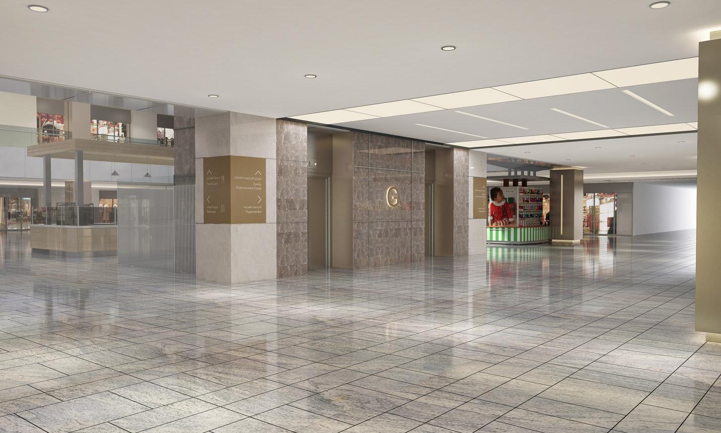 Burj Nahar Interior