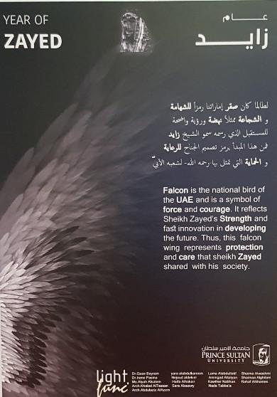 Prince Sultan University Poster