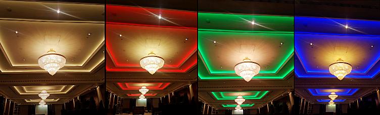 Cove RGBW Colours