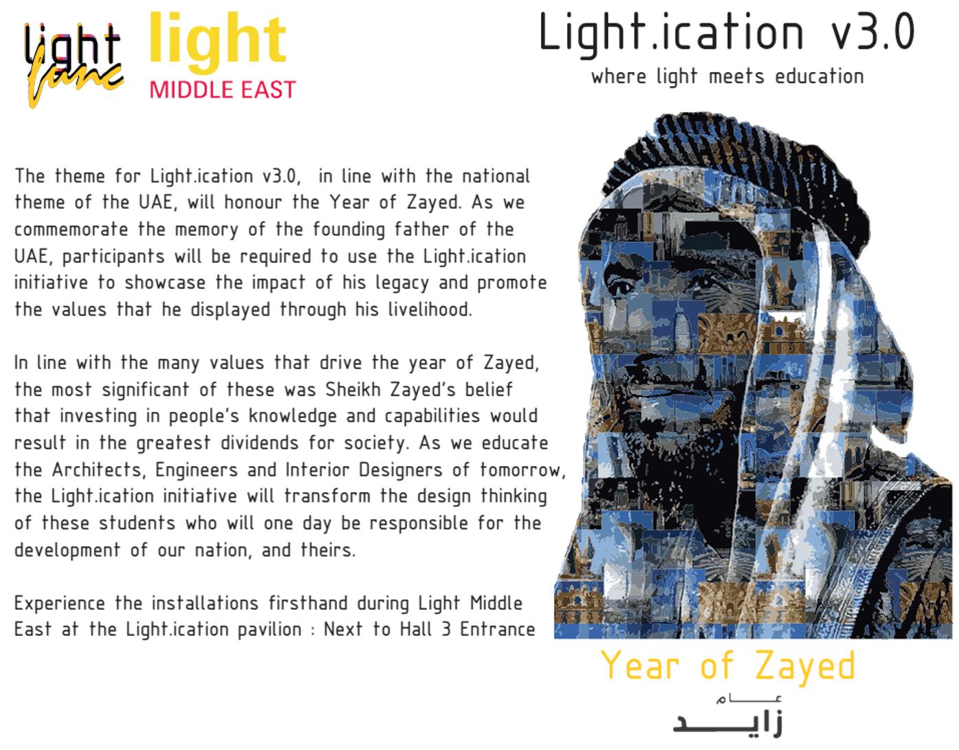 Light.ication Poster