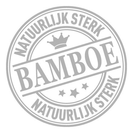 Bamboe - Natuurlijk sterk.
