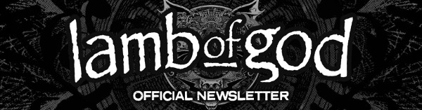Lamb of God Newsletter
