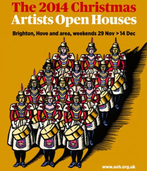 Artist Open Houses 2014