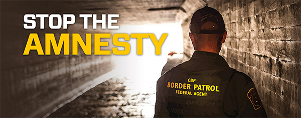 Stop The Amnesty
