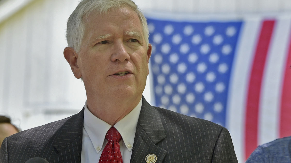 Congressman Mo Brooks (R-AL)