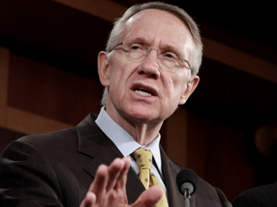 Harry Reid (D-NV)