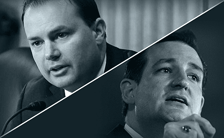 Mike Lee - Ted Cruz