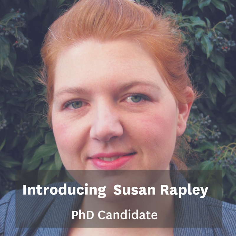 Susan Rapley: PhD Candidate measuring memory by deep diving into C-type Natriuretic Peptide (CNP)
