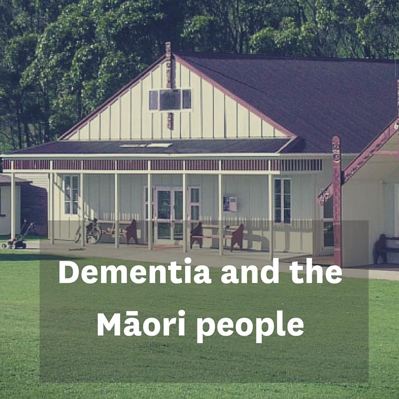 Dementia and the Maori People