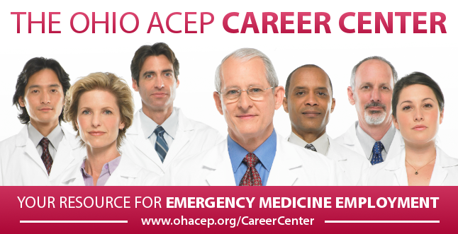 The Ohio ACEP Career Center - Your Resource for Emergency Medicine Employment