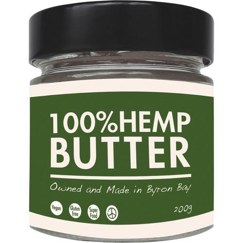 100% Hemp Butter