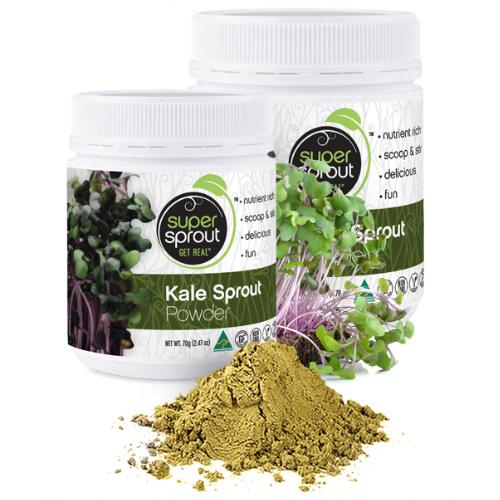 Kale Sprout Powder