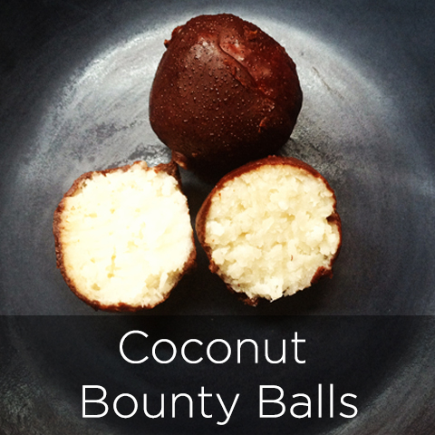 coconut bounty balls