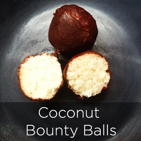 coconut bounty balls