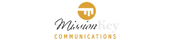 MissionKey Comunications Newsletter SIgnup