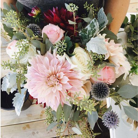 Bridal Bouquet by Elizabeth Kushnereit