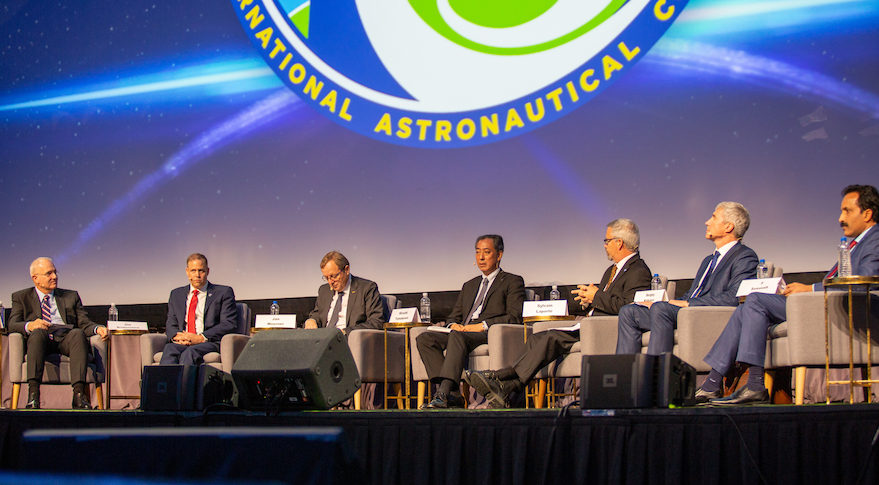 Space agencies endorse continued cooperation in lunar exploration