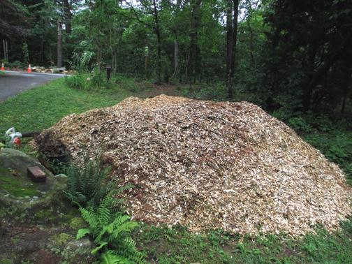 Arborist Grade Mulch