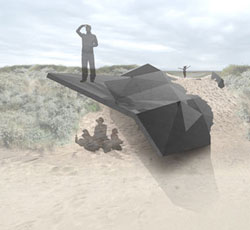 Our design for the Structure on the Edge competition