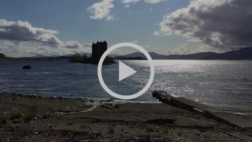 Castle Stalker - Argyll and Bute
