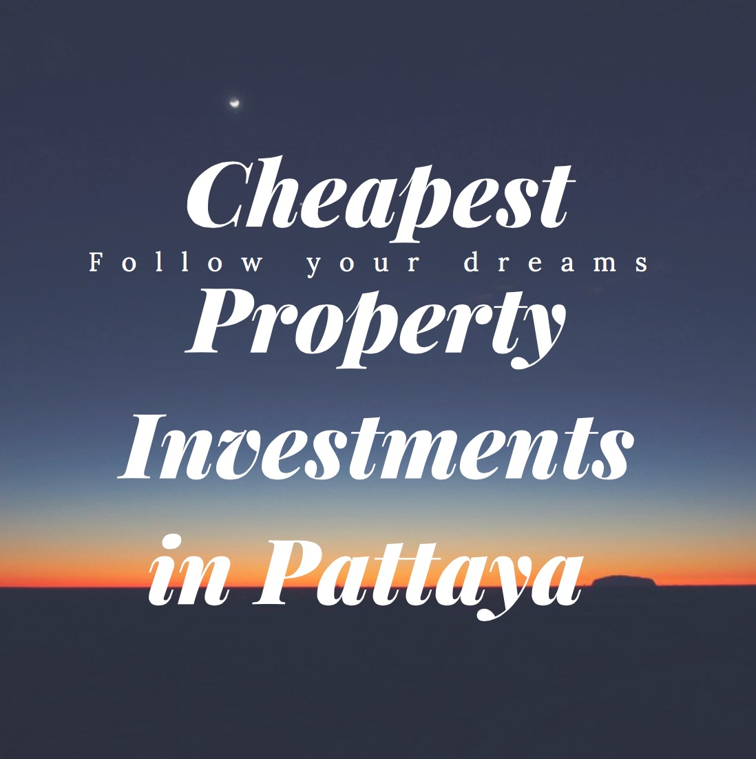 cheap houses for sale in Pattaya by owner
