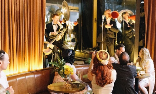 greg poppleton 1920s 1930s wedding jazz band