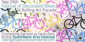Festival of Decorated Bikes: A Rolling Art Parade
