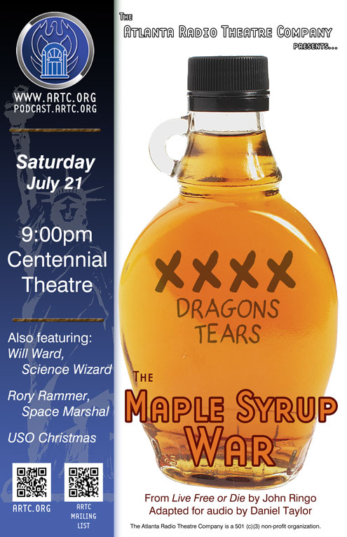 Maple Syrup War