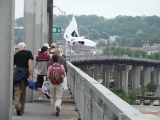 Iowa Anti drone march reach 190 miles