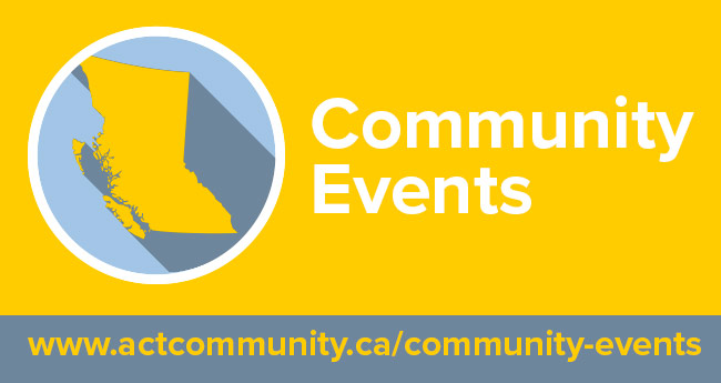 ACT Special Needs Community Events