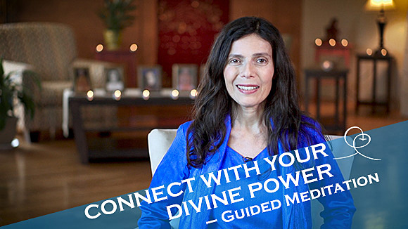 Connect to Your Divine Power video
