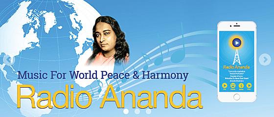 Radio Ananda-Music for World Peace & Harmony