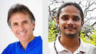 Badri and Shurjo Himalalyan Adventure trip leaders