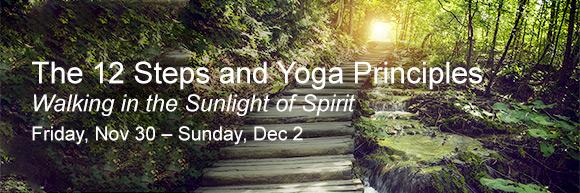 12 Steps and Yoga Principles Retreat