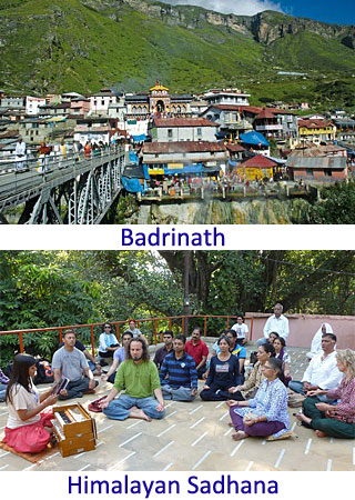 A trip to Badrinath - Himalayan Adventure Travel with Ananda Travels