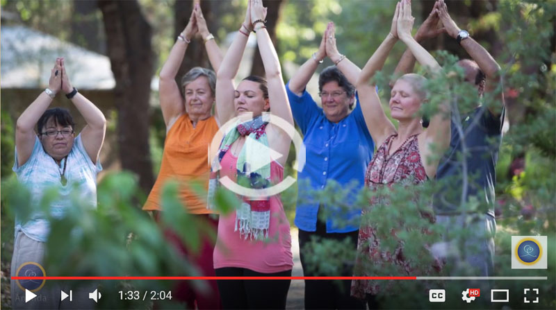 Therapeutic Yoga Retreat at The Expanding Light Retreat