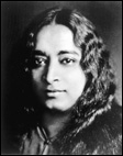 Paramhansa Yogananda with Instrument - Expanding Light Retreat- California