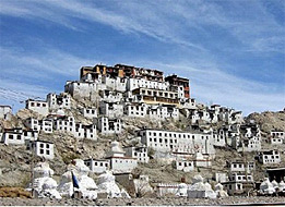 Ladakh - Himalayan Adventure Travel with Ananda Travels