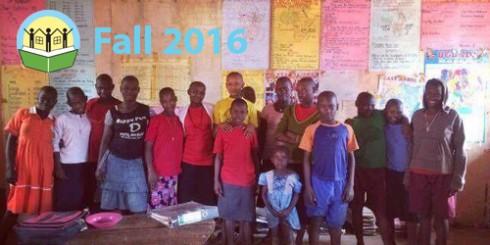 East Africa Children's Hope - Fall 2016
