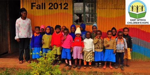 East Africa Children's Hope - Fall 2012