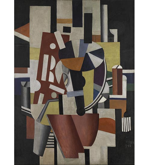 Cubism: The Leonard A. Lauder Collection October 20, 2014–February 16, 2015