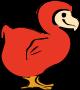 Bild vom Dodo-Vogel