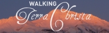 Walking Terra Christa Logo