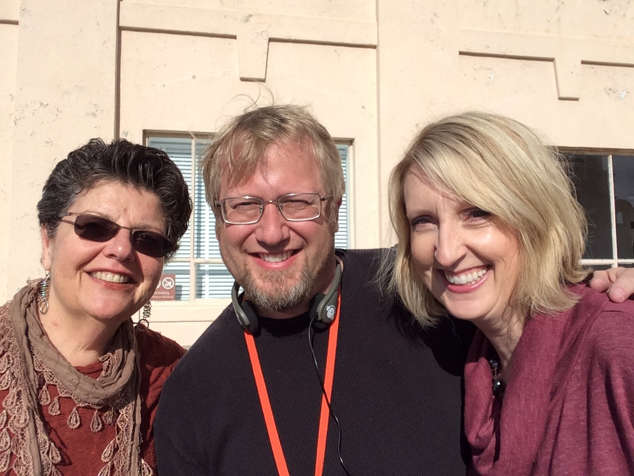 Dr. Joan Beasley, Dave O'Neal (Center for START Services National Consultant), Dr. Karen Weigle