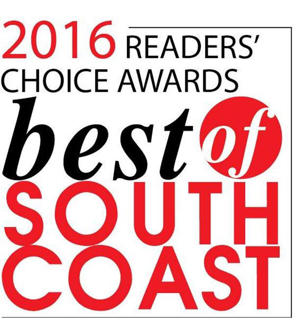 2016 readers choice awards best of south coast
