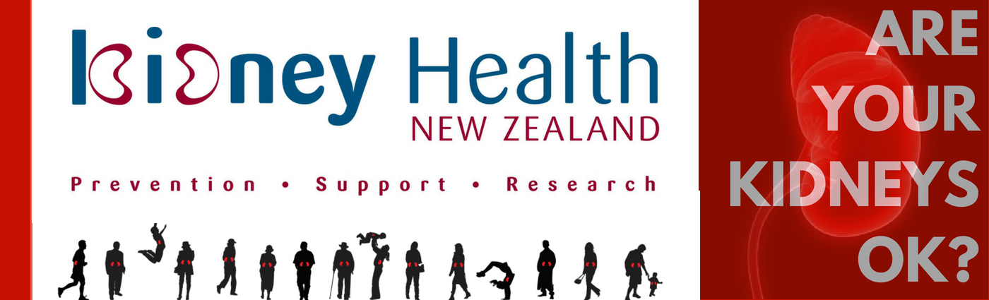 Kidney Health New Zealand - Are your kidneys OK?