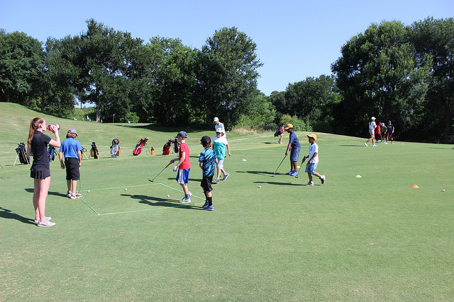 Summer Golf Camp Austin TX