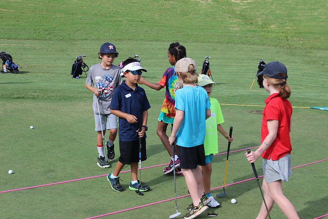 Summer Golf Camp