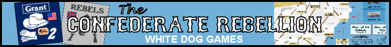 The Confederate Rebellion Released by White Dog Games
