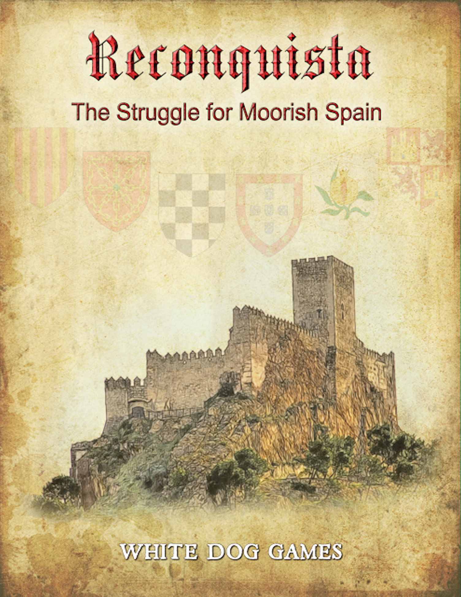 Reconquista Game Cover